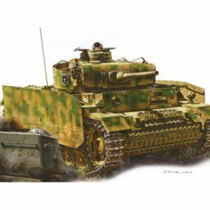 Pz.Kpfw.III Ausf.M Kursk 1943