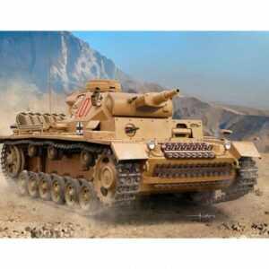 Kpfw.III Ausf.N - s.Pz.Abt.501 Tunisia