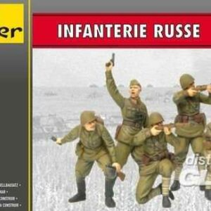 Infanterie Russe