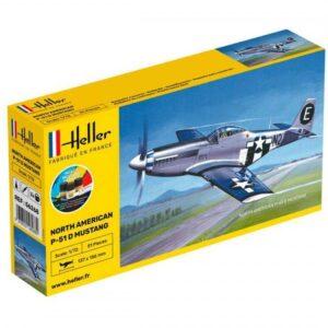 P-51 Mustang - Starter Kit