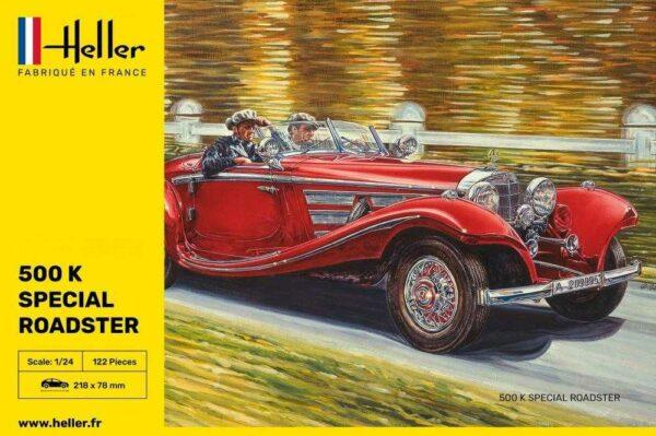 500 K Special Roadster - Starter Kit