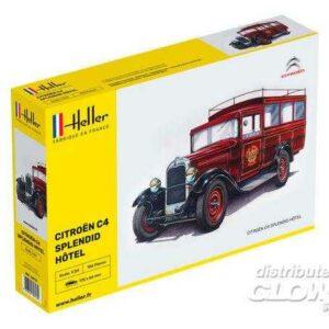 Citroen C4 Splendid Hotel - Starter Kit