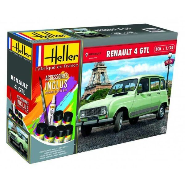 Renault 4l - Starter Kit