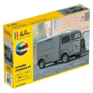 Citroen Fourgon Hy Tube - Starter Kit