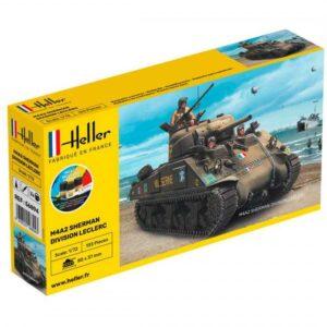 M4A2 Sherman Division Leclerc - Starter Kit