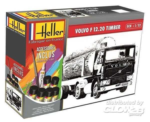 F12-20 & Timber Semi Trailer - Starter Kit