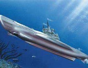 U-Boot Type VII C