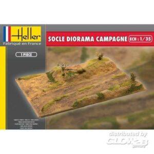 Socle Diorama Campagne