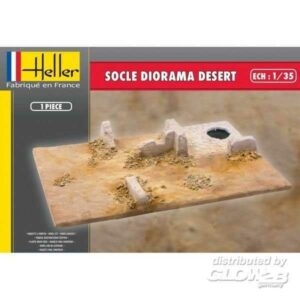Socle Diorama Desert