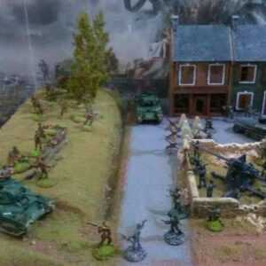 WWII Battle Set: Battle of Arras´40
