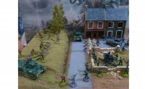 WWII Battle Set: Battle of Arras´40