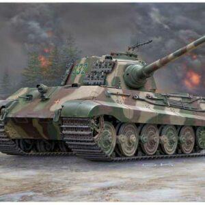 Tiger II Ausf.B (Henschel Turret)