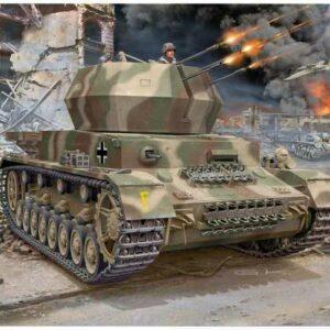 Flakpanzer IV Wirbelwind (2cm)