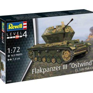 Flakpanzer III - Ostwind (3