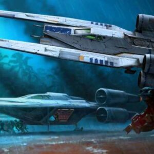 Build&Play Rebel U-Wing Fighter