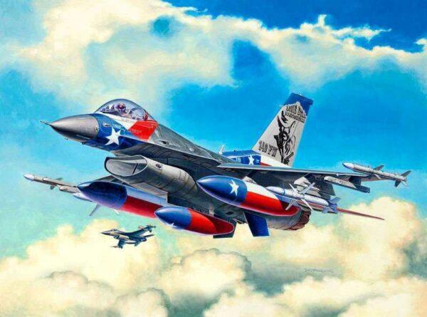 Model Set F-16C USAF