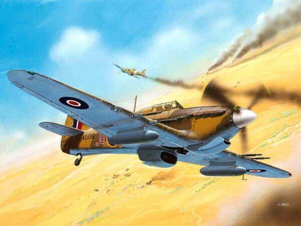 Model Set Hawker Hurricane Mk. II