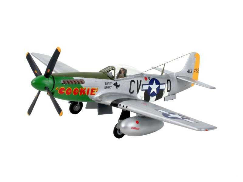 Model Set P-51D Mustang