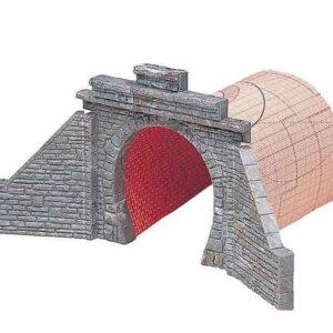 Tunnelportal für Dampfbetrieb