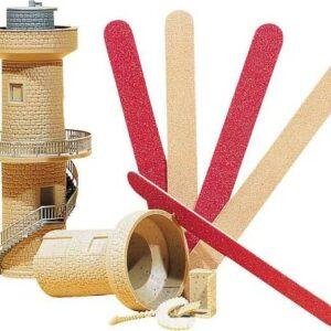 Modellbau-Sandfeilen