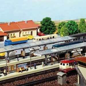 3 Bahnsteige