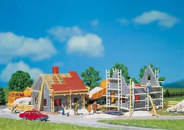 2 Häuschen im Bau