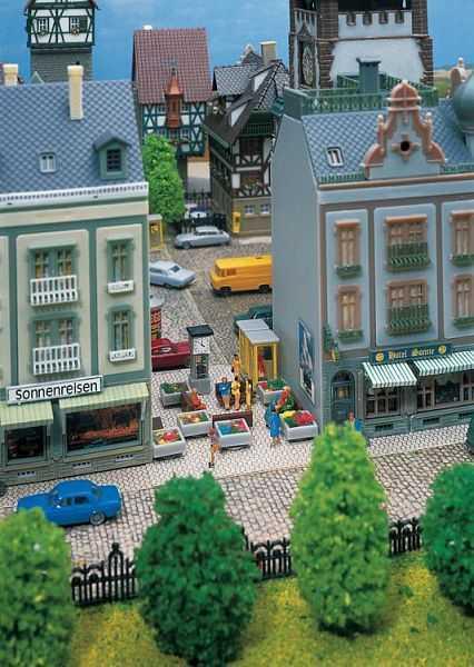 Stadt-Dekoration