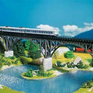 Stützbogenbrücke