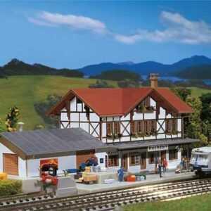 Bahnhof Hochdorf