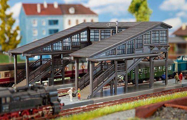 Bahnsteigbrücke Radolfzell