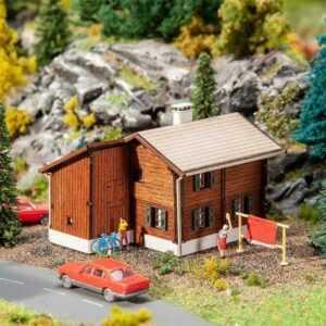 Bahnwärterhaus Stugl-Stuls