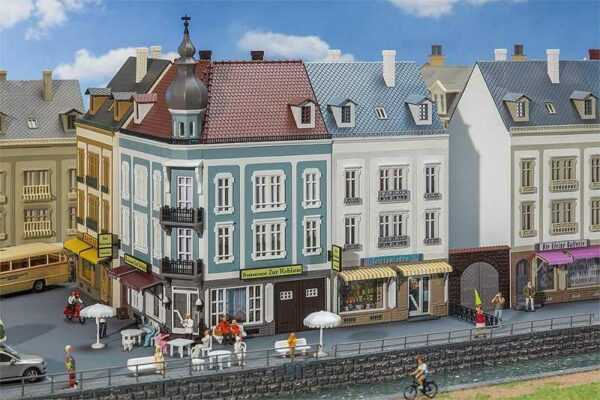 2 Stadthäuser Beethovenstraße
