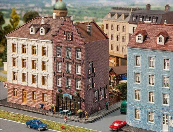 Altstadthaus mit Bar