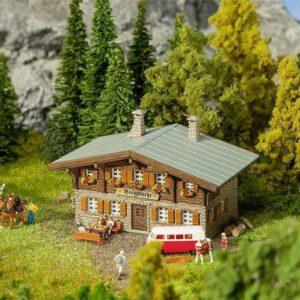 Bergwachthütte