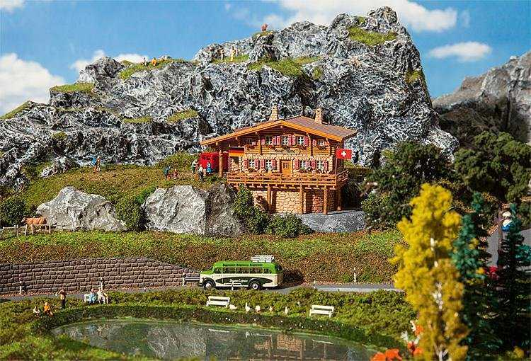 Hochgebirgshütte Moser-Hütte
