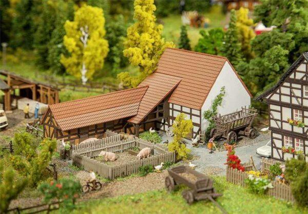 Landwirtschaftliches Gebäude