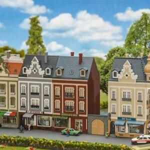 Stadthäuserzeile Beethovenstrasse
