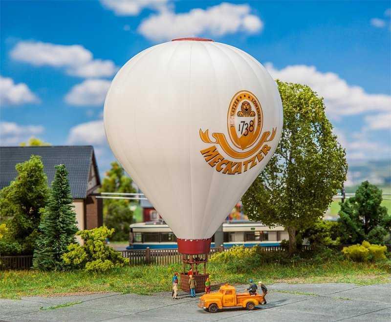 Heißluftballon Meckatzer