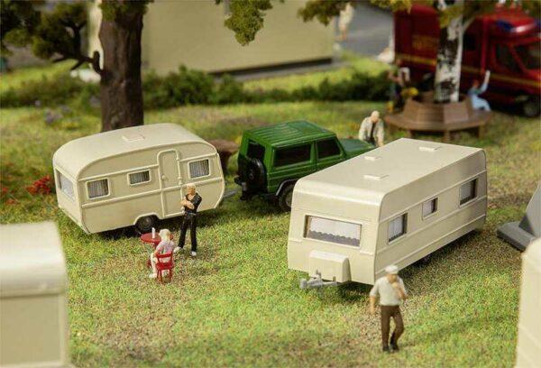 Wohnwagen-Set