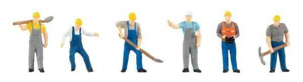 Straßenbauarbeiter
