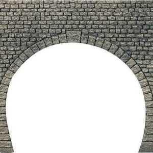 Dekorplatte Tunnelportal