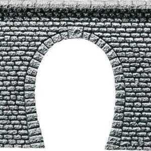 Dekorplatte Tunnelportal Profi