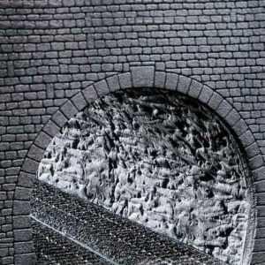 Dekorplatte Profi Tunnelröhre