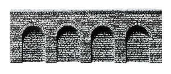Dekorplatte Profi Arkaden, Naturstein Quader
