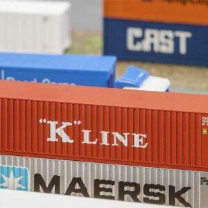 40´ Hi-Cube Container K-LINE