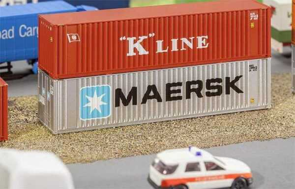 40´ Hi-Cube Container MAERSK