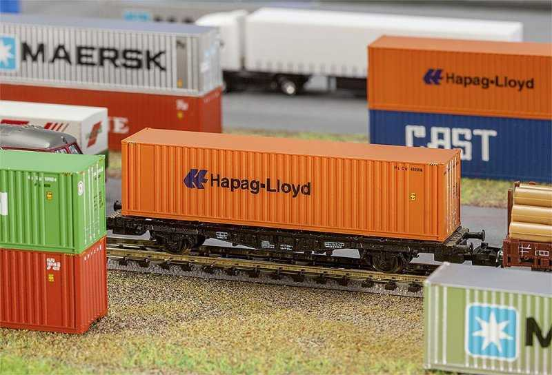 40´ Hi-Cube Container Hapag-Lloyd