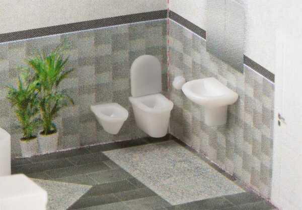 Badezimmereinrichtungen