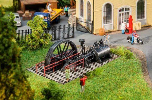 Kleine Dampfmaschine