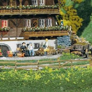 4 Garten- und Feldzäune